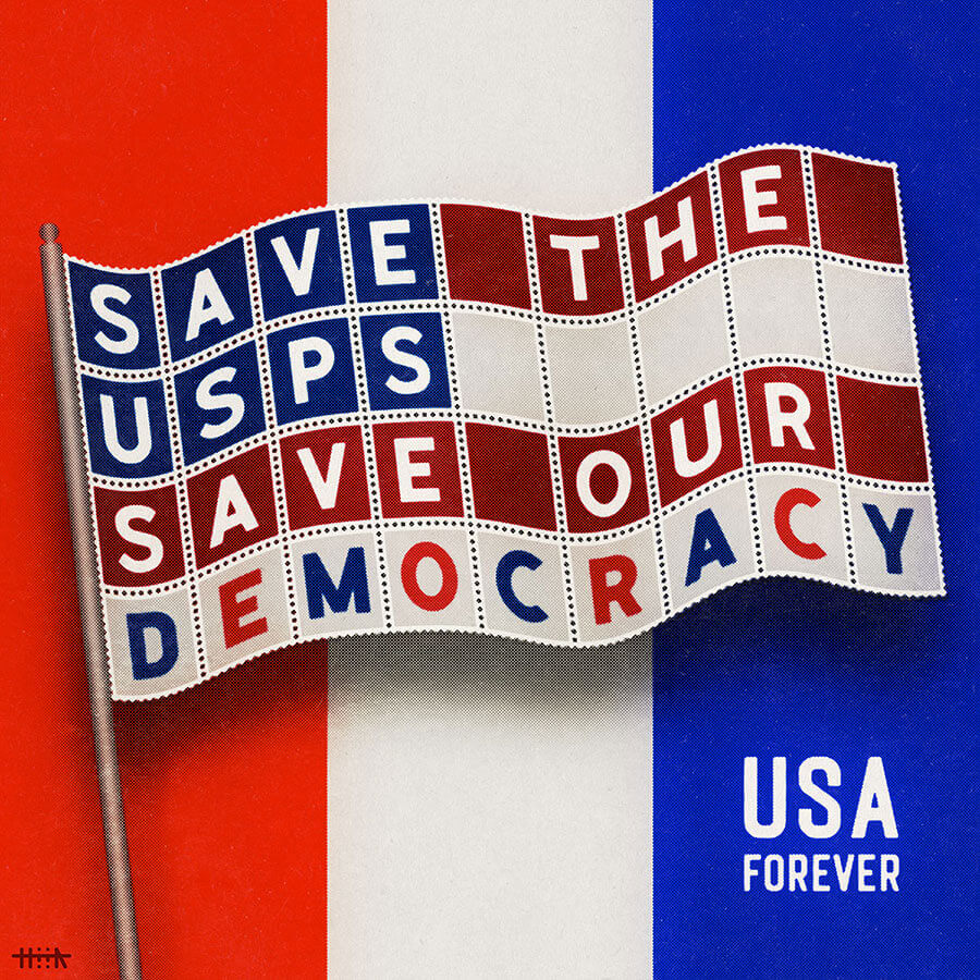 Save the USPS - Save Our Democracy
