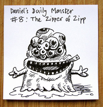 daniels-daily-monster