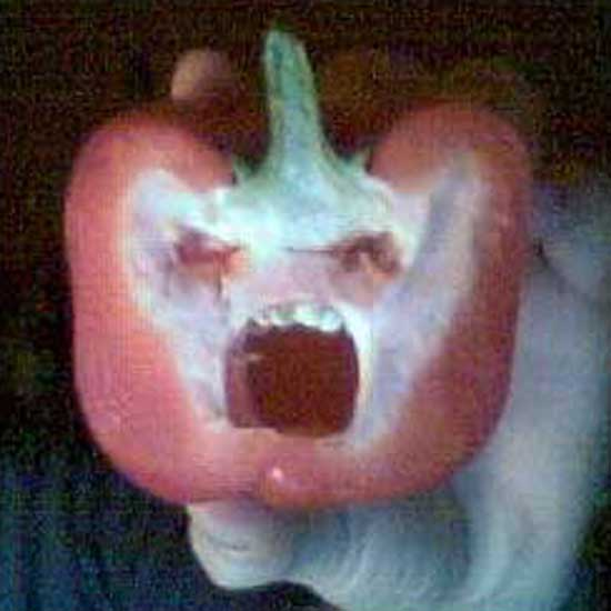 Angry Pepper