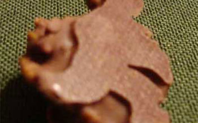 Running Chocolate Man