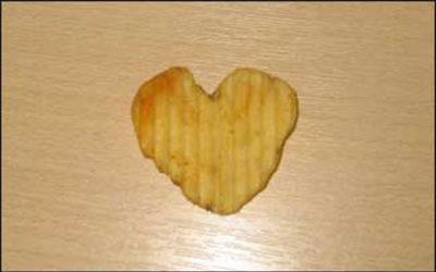 Crispy Heart