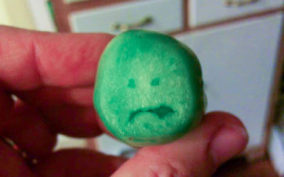 Angry Clint Eastwood Tomato