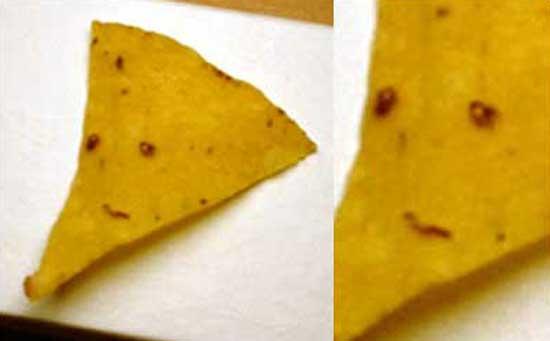 A Pleasant Corn Chip