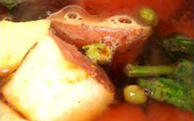 Waiter, There's a Frog in My Stew