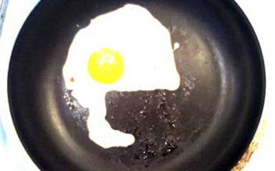 'I Won't Cure Your Hangover' Egg