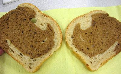 Rye-No Bread