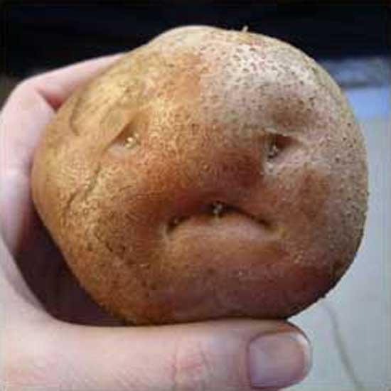 Saddest of Sad Potatoes