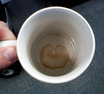 Screaming Coffee