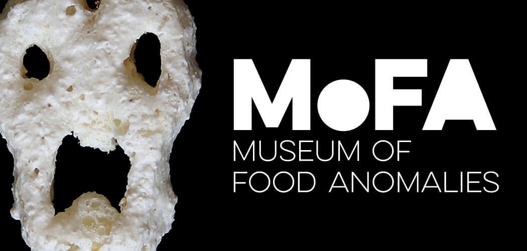 MoFA - Museum of Food Anomalies