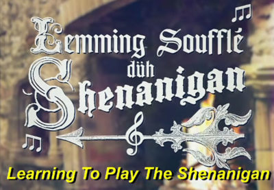 Learn to Play the Shenanigan