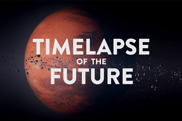 Timelapse of the Future